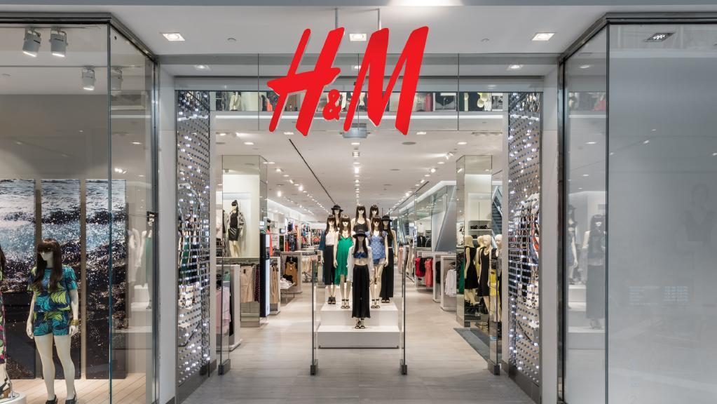 H&M i trubbel
