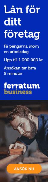 Företagslån hos Ferratum