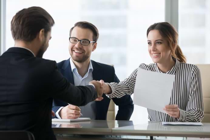 Nyanställ personal med lån