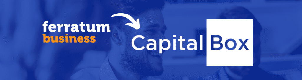 Ferratum Business blir CapitalBox
